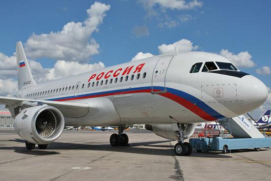 Russia-samolet
