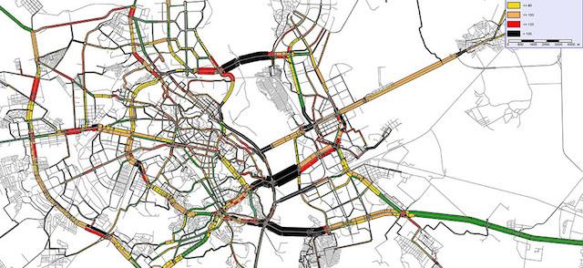 Verkehrsmodell_Kiew